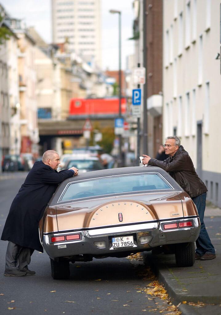 Tatort Auto