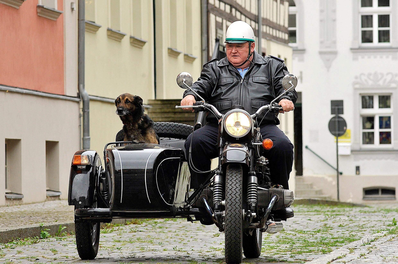 Horst Krause Motorrad
