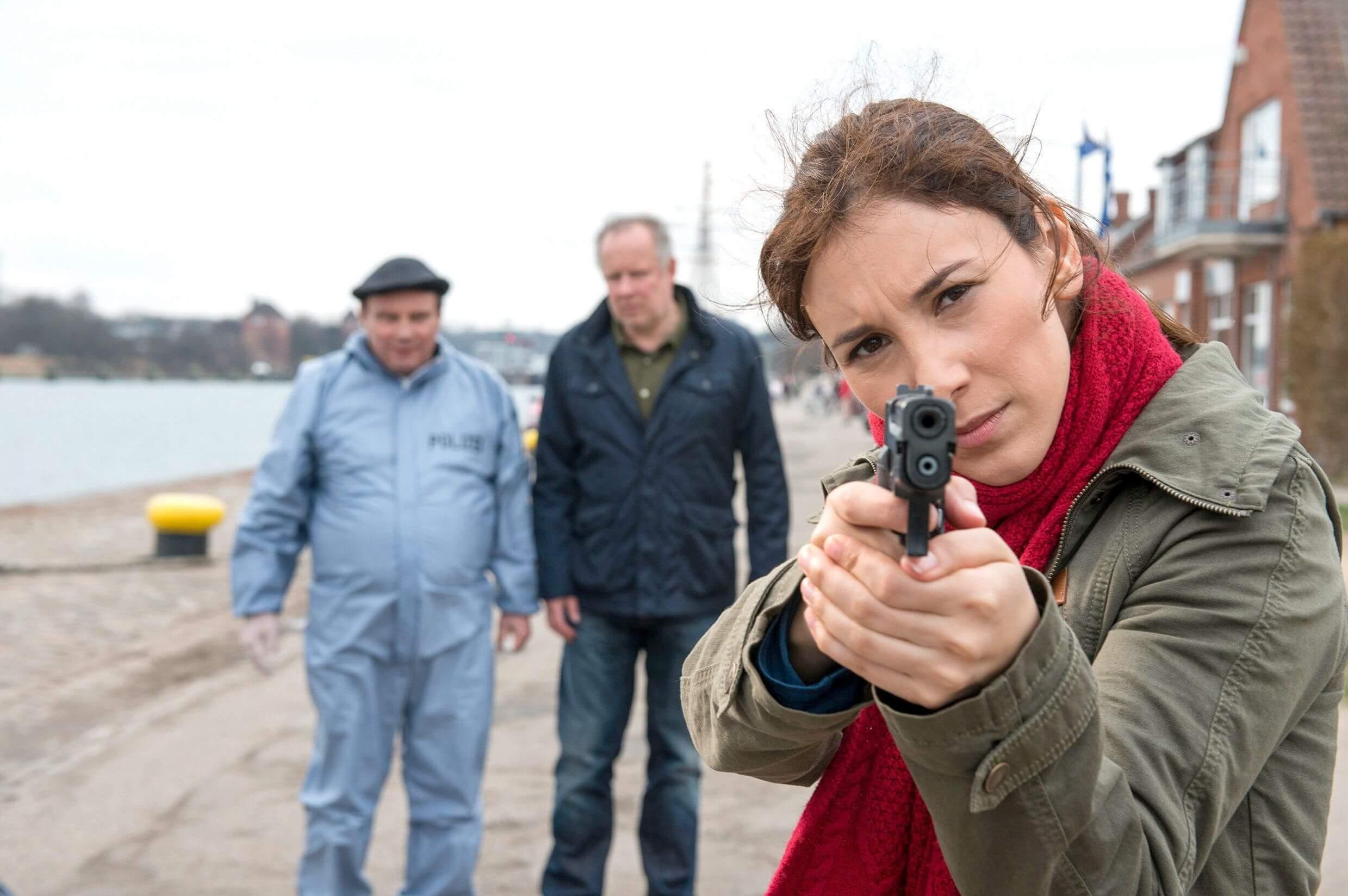 Tatort Folge 906: Borowski und das Meer