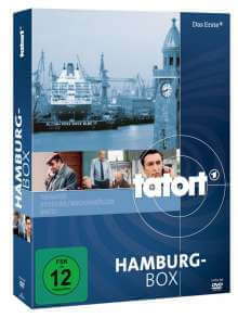 tatort dvd box hamburg box tatort fans. Black Bedroom Furniture Sets. Home Design Ideas
