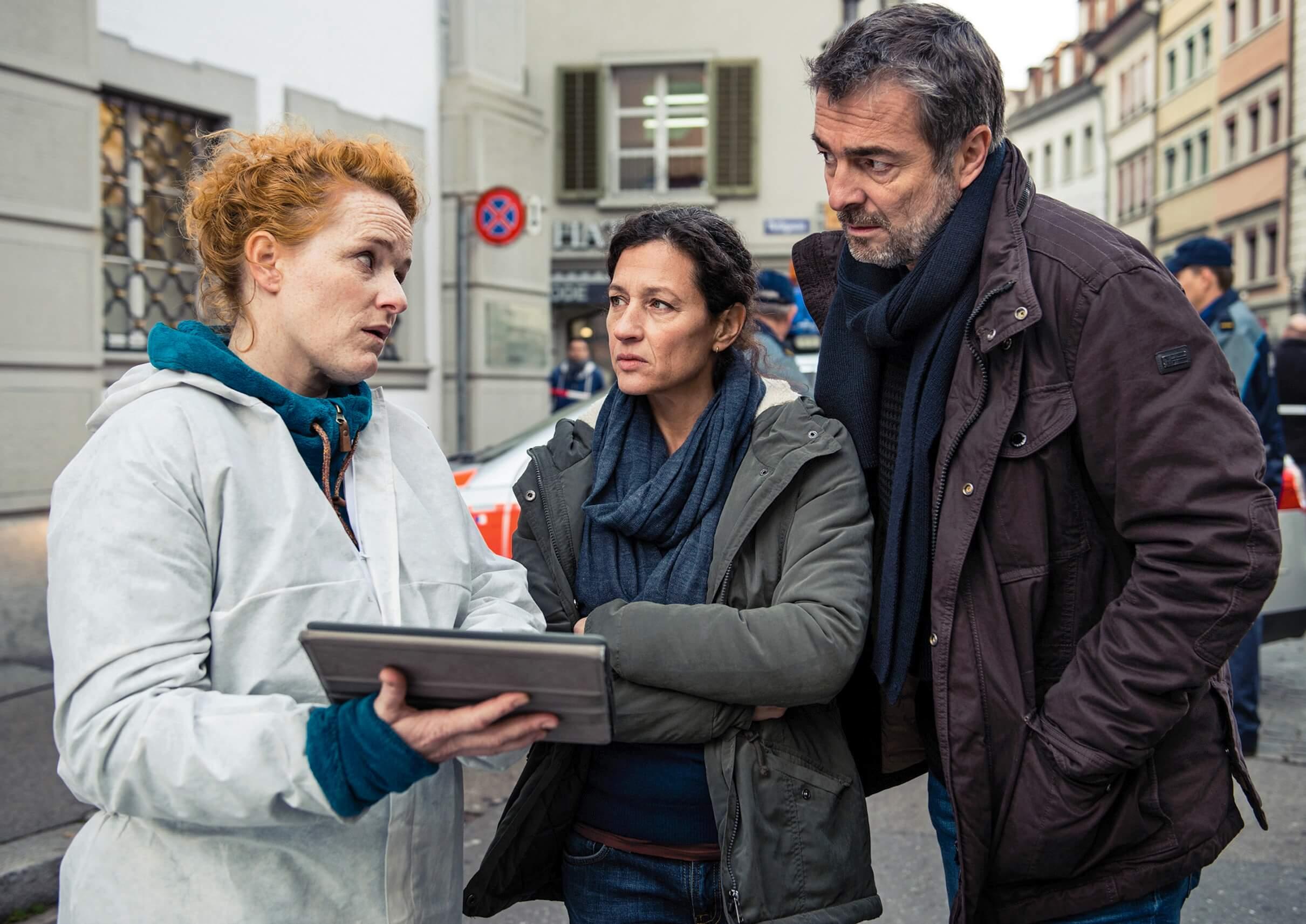 Tatort Folge 954 Ihr Werdet Gerichtet Tatort Fans