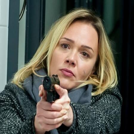 Alwara Hofels Als Kommissarin Henni Sieland Tatort Fans