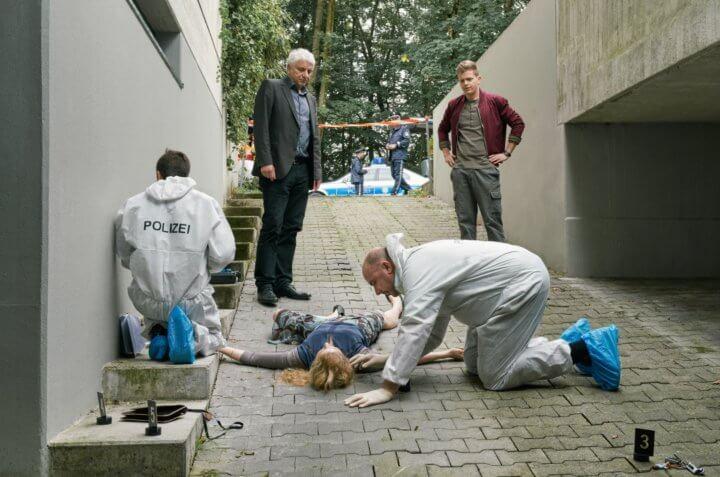 Tatort - Die Liebe, ein seltsames Spiel