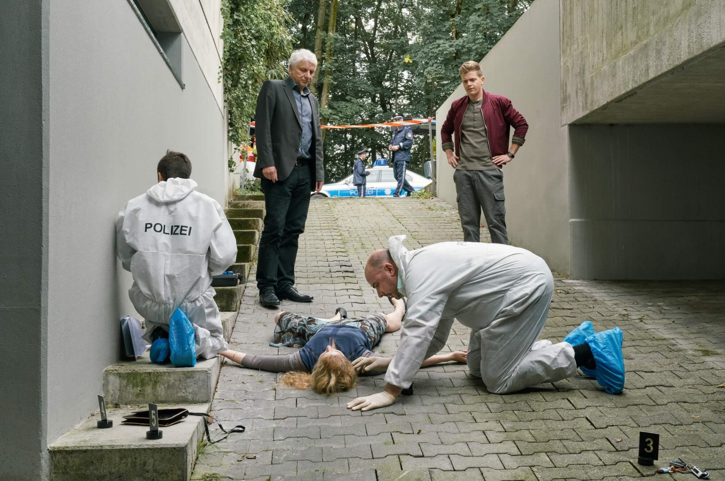 Tatort Folge 1022: Die Liebe, ein seltsames Spiel - Tatort Fans