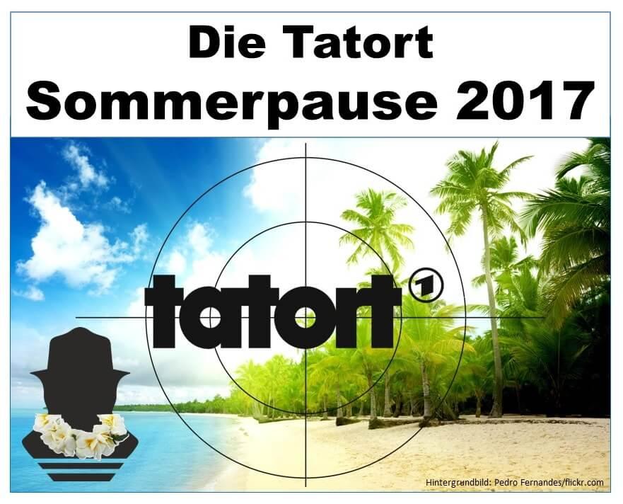 Sommerpause Tatort