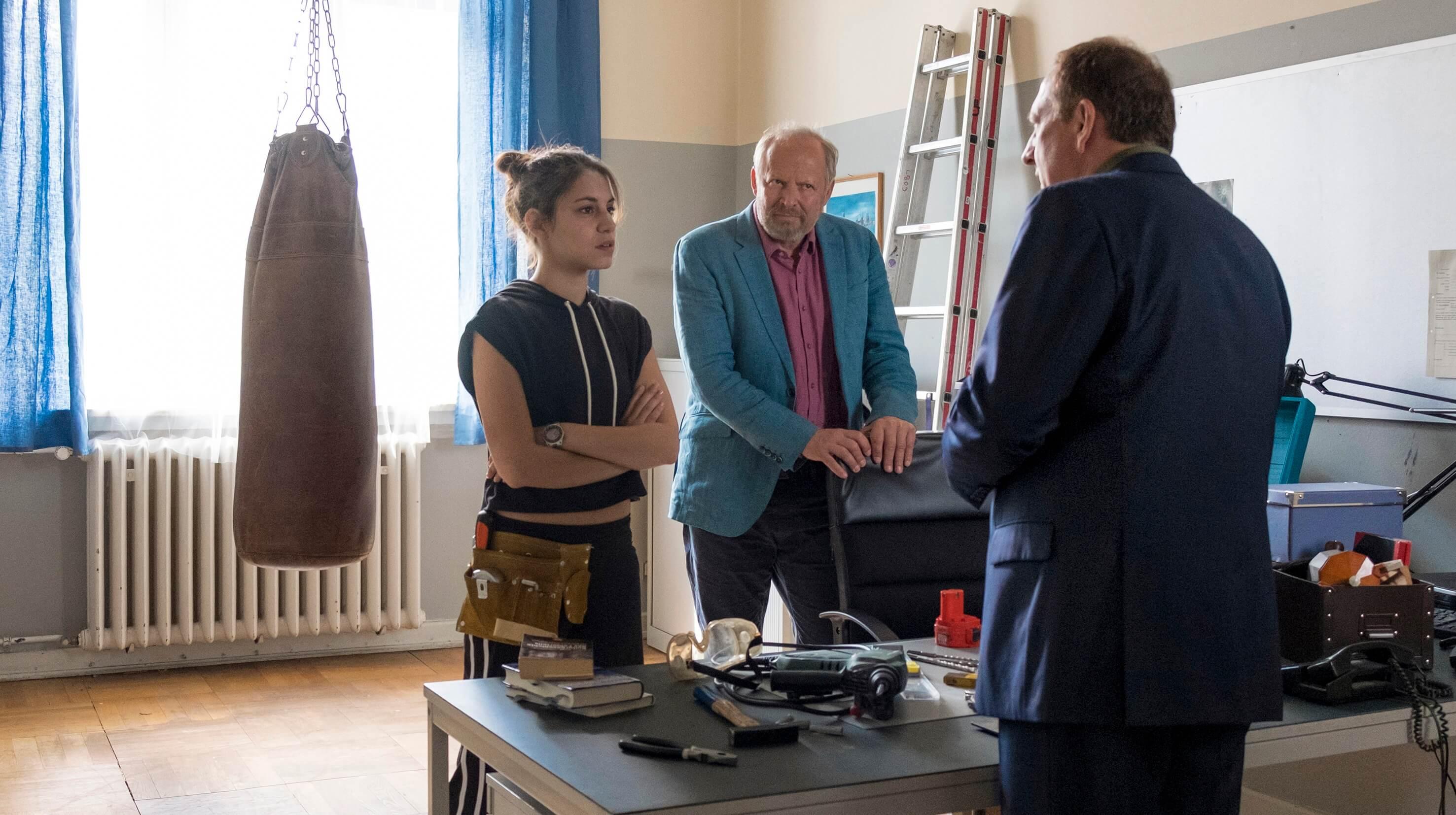 Tatort Folge 1065 Borowski Und Das Haus Der Geister Tatort Fans